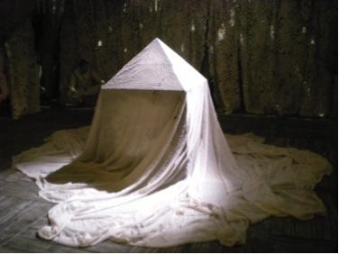 puck tent